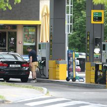 Benzinska postaja (Foto: Pixell)