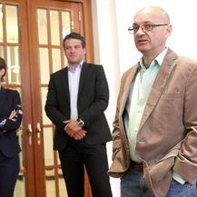 Stranka Snaga i Udruga Franak podržavaju osnivanje Etične banke (Foto: Pixell)