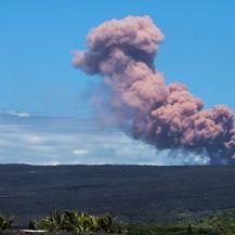 Vulkan na Havajima je ponovno aktivan (Foto: AFP)