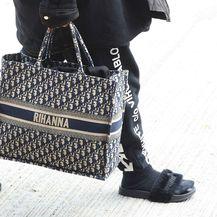 Rihanna u 'nespojivoj' modnoj kombinaciji