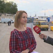 Morana Papić i Šime Vičević (Foto: Dnevnik.hr)