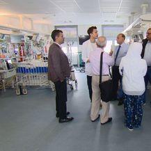 Arapski pedijatri u posjetu KBC-u Zagreb (Foto: Dnevnik.hr) - 1