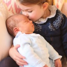 Princeza Charlotte i princ Louis