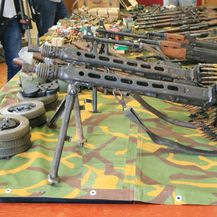 Požeška policija od 78-godišnjaka na području Brestovca zaplijenila arsenal oružja (Foto: PU požeško-slavonska)