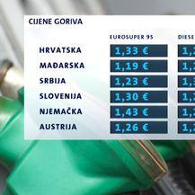 Gorivo kod susjeda jeftinije (Foto: Dnevnik.hr) - 2