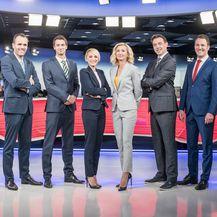 Sportska redakcija Nove TV (Foto: Nova TV)