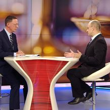 Marin Mrčela gost Dnevnika Nove TV (Foto: Dnevnik.hr) - 1