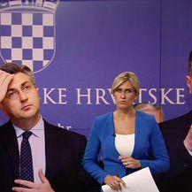 Plenković i Dalić o mailovima koji su procurili u javnost (Video: Vijesti u 17h)