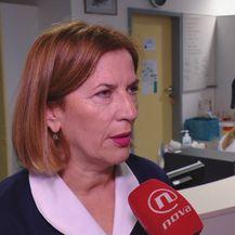 Ana Ljubas, Hrvatska komora medicinskih sestara (Foto: Dnevnik.hr)