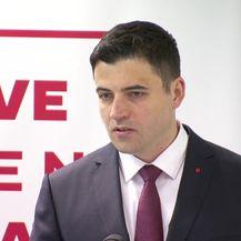 Bernardić o aferi mailovi (Video: Dnevnik.hr)