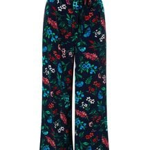 Udobne hlače širokih nogavica iz trgovina - 5