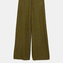 Udobne hlače širokih nogavica iz trgovina - 6