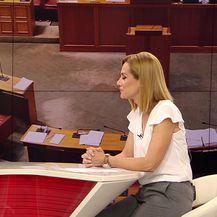 Milorad Pupovac o mailovima ministrice Dalić (Video: Dnevnik Nove TV)