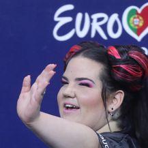 Eurosong Izrael (FOTO: Jorg Carstensen/DPA/PIXSELL)