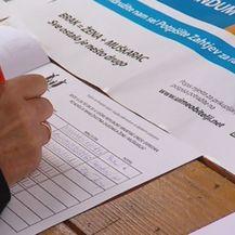 Počelo prikupljanje potpisa za dva referenduma (Foto: Dnevnik.hr) - 1