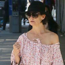 Katie Holmes u boho-chic haljinici modnog brenda Zimmermann - 5