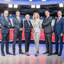 Sportska redakcija Nove TV (Foto: PR)