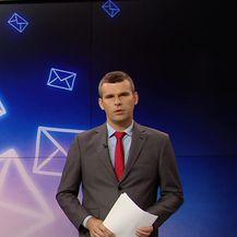Nastavak afere mailovi (Video: Vijesti u 17 h)
