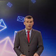 Novi mailovi skupine Borg (Video: Večernje vijesti)