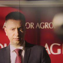 Pobuna zbog Agrokorove konferencije (Video: Večernje vijesti)