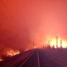 Komsomolsk na Amuru u okruženju - vatrena stihija hara Sibirom (Foto: Siberian Times)