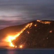 Komsomolsk na Amuru u okruženju - vatrena stihija hara Sibirom (Foto: Screenshot YouTube)