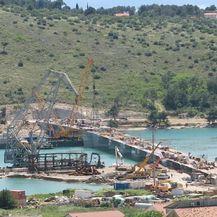 Blži se dovršetak izgradnje Čiovskog mosta (Foto: Dnevnik.hr) - 2