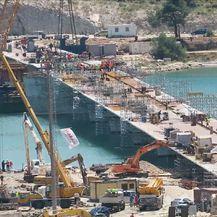 Blži se dovršetak izgradnje Čiovskog mosta (Foto: Dnevnik.hr) - 3