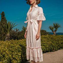Duh juga Francuske u novoj kolekciji DeLight utjelovila je glumica Tara Rosandić - 5