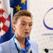 Ministrica vanjskih poslova Marija Pejčinović Burić (Foto: Marko Lukunic/PIXSELL)