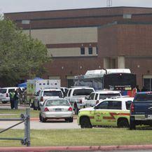 Pucnjava u srednjoj školi u Texasu (Foto: AFP)