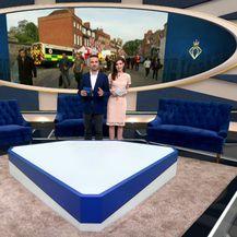 Kraljevsko vjenčanje u programu Nove TV (Foto: Dnevnik Nove TV)