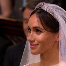 Svadbeni zavjeti Meghan i princa Harryja (Screenshot: Nova TV) - 3