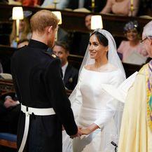 Ceremonija vjenčanja Meghan Markle i princa Harryja