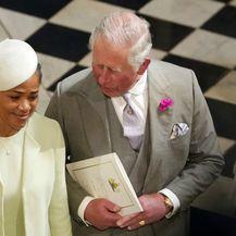 Doria Ragland u društvu princa Charlesa