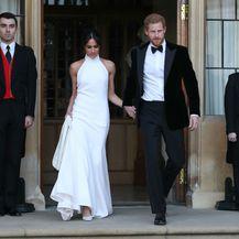 Drugu vjenčanicu vojvotkinje od Sussexa potpisuje Stella McCartney - 2