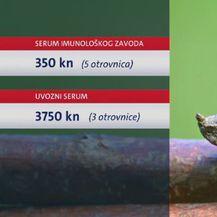 Umjesto proizvodnje, protuotrov će se nabavljati iz inozemstva (Foto: Dnevnik.hr) - 2