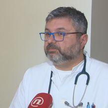 Dr.med. Stjepan Đuričić, specijalist infektologije (Foto: Dnenvik.hr)