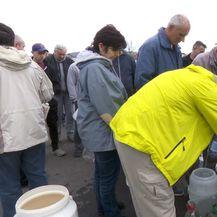 Brođani krajem ožujka ostali bez pitke vode (Foto: Dnevnik.hr)