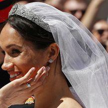 Meghan Markle za vjenčanje je izabrala vrlo nježnu nijansu laka za nokte - 5