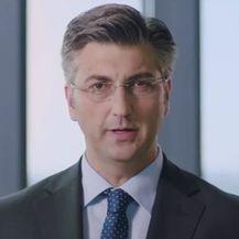 Andrej Plenković u spotu Vjerodostojno (Screenshot: Youtube)