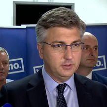 Plenković potvrdio Darka Horvata i Tomislava Tolušića kaokandidate za nova mjesta u Vladi (Video: Dnevnik.hr)