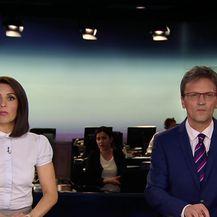 Mislav Bago o sastanku u središnjici HDZ-a novom problemu za Plenkovića (Video: Dnevnik Nove TV)