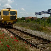Modernizacija pruge Vinkovci - Vukovar (Foto: Dnevnik.hr) - 3