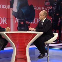 Branko Roglić, gost Dnevnika Nove TV (Foto: Dnenvik.hr) - 1