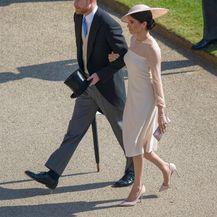 Meghan i Harry na vrtnoj zabavi