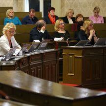 Sjednica Gradske skupštine (Foto: Jurica Galoic/PIXSELL)