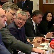 Kandidati za nasljednika Dalić pred saborskim odborima (Foto: Dnevnik.hr)
