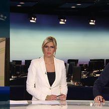 Ivana Brkić Tomljenović i Siniša Hajdaš Dončić o povezanosti premijera Plenkovića s grupom Borg (Video: Dnevnik Nove TV)