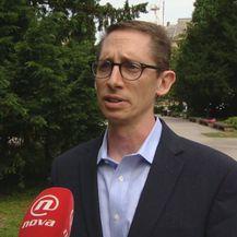 Prof.dr.sc. Marko Regnerus, sociolog (Foto: Dnevnik.hr)